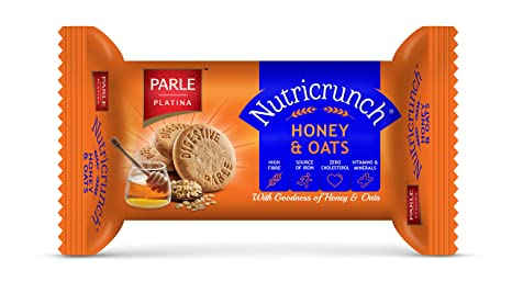 PARLE NUTRI CRUNCH HONEY & OATS