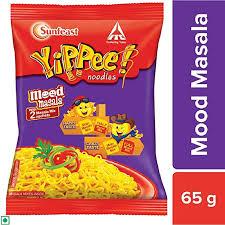 SUNFEAST YIPPEE MOOD MASALA NOODLES 65g