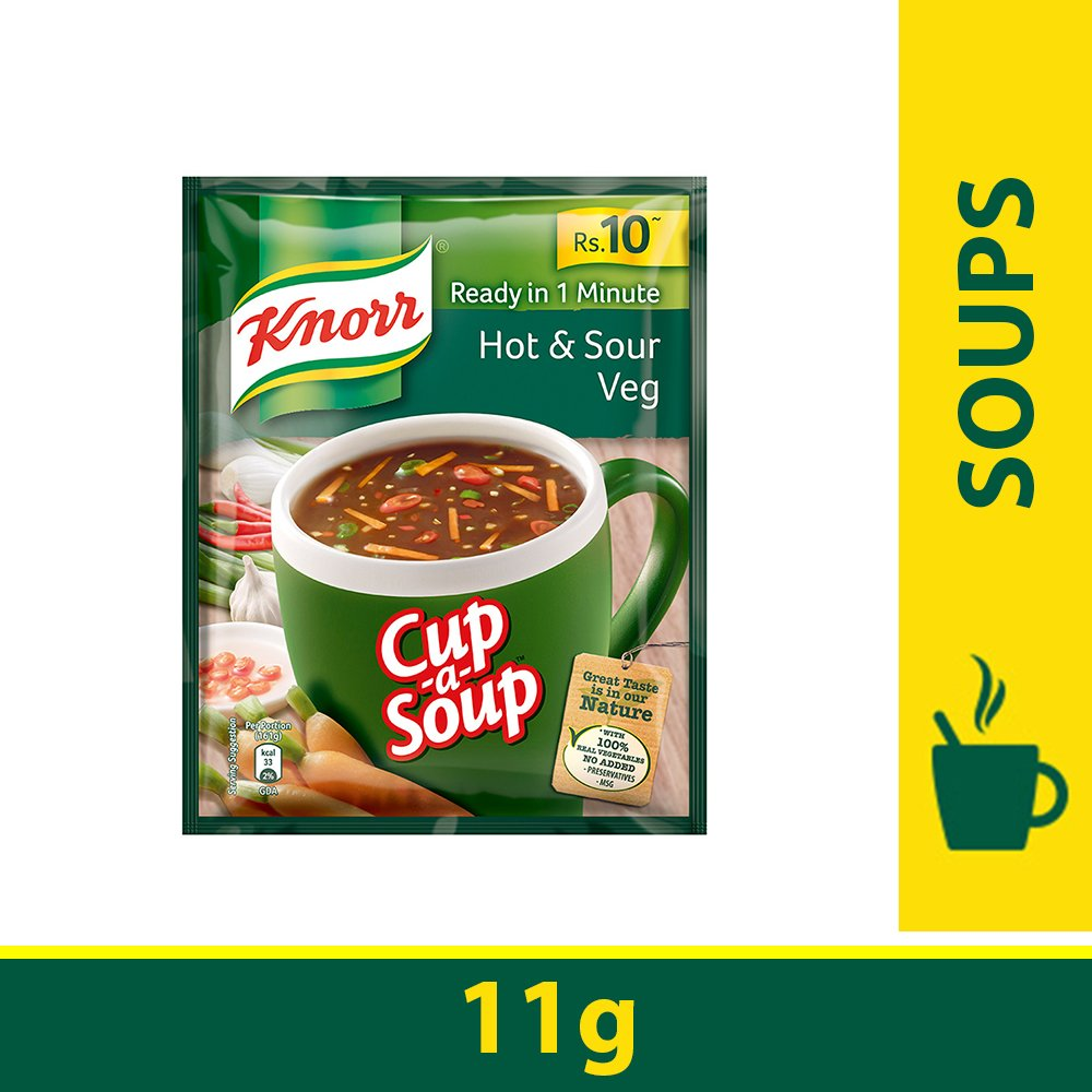 Knorr Hot & Sour Veg Soup