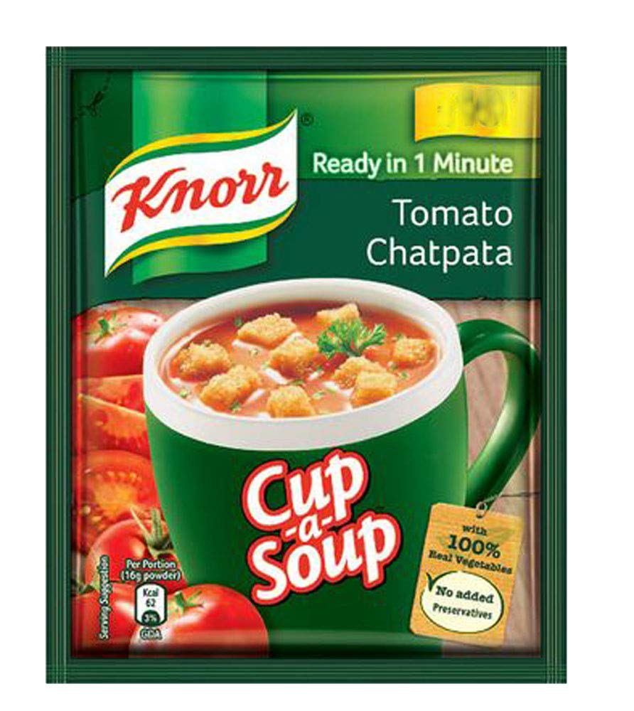 Knorr Instant Soup Tomato Chatpata
