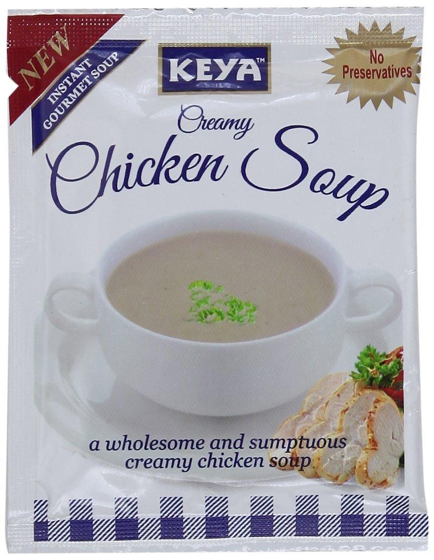 KEYA INST SOUP CREAMY CHICKEN