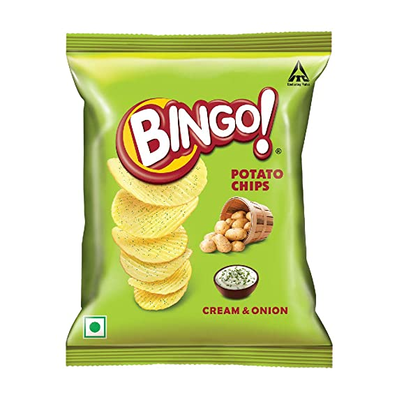 BINGO ORIGINAL STYLE CREAM & ONION