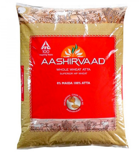 AASHIRVAAD WHOLE WHEAT ATTA 5 kg
