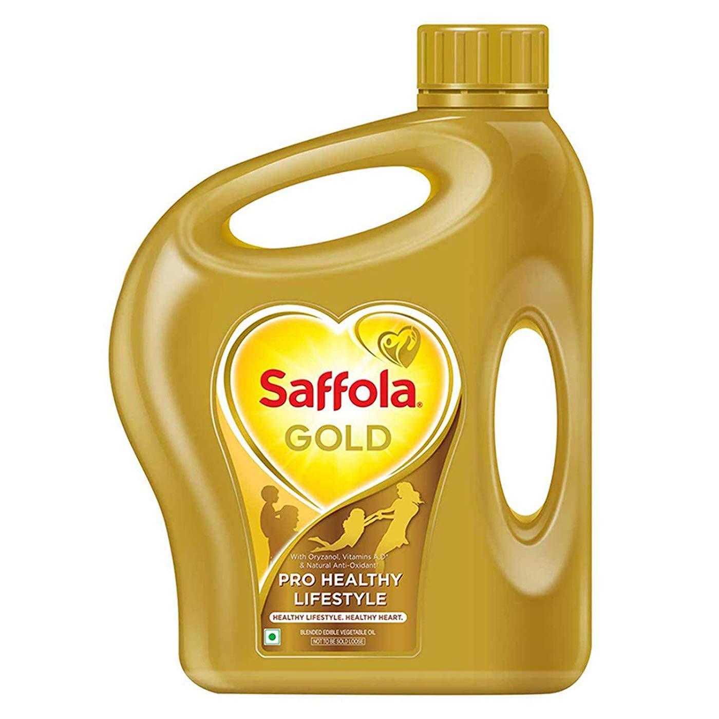 SAFFOLA GOLD OIL 2l JAR
