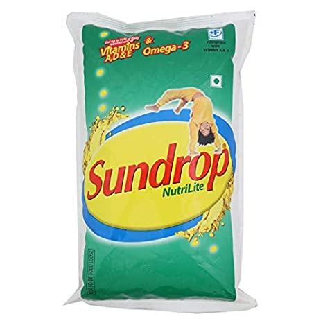 SUNDROP NUTRILITE OIL PP