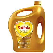 SAFFOLA GOLD OIL JAR