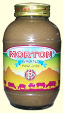MORTON GAWA GHEE 200ML JAR