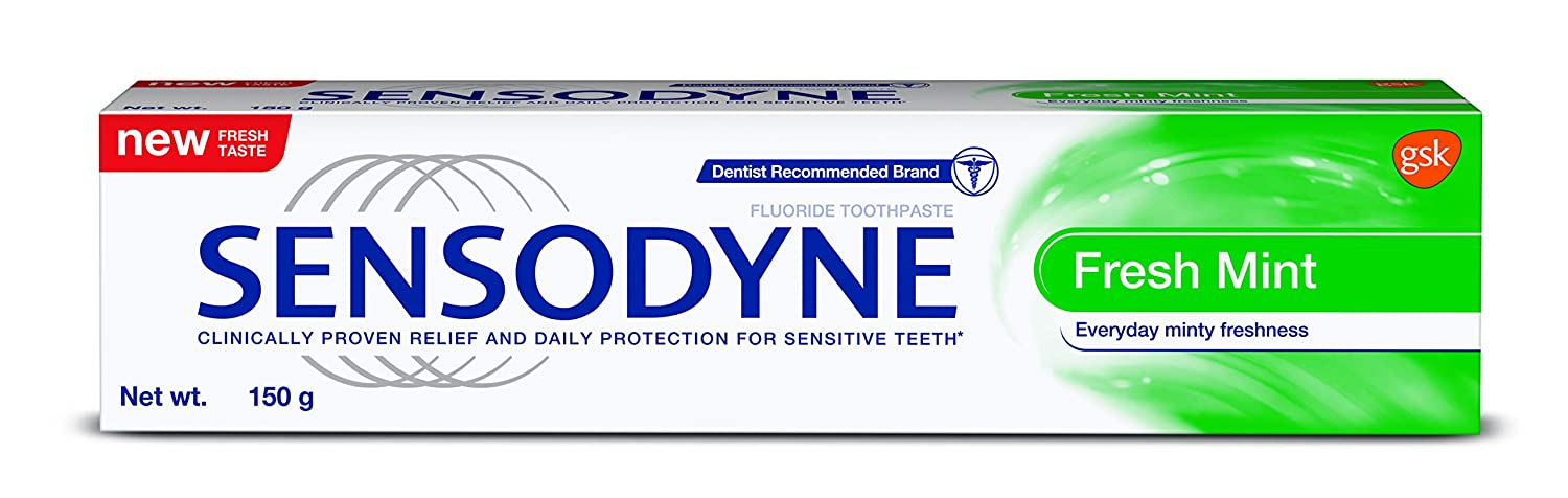 SENSODYNE TP FRESH MINT