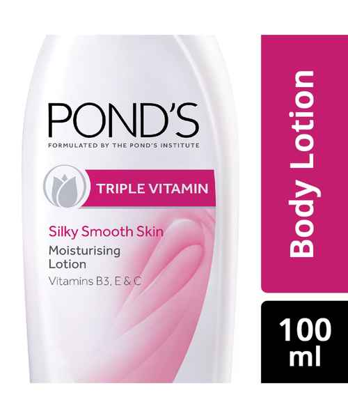 PONDS DRMFLR BODY LOTION