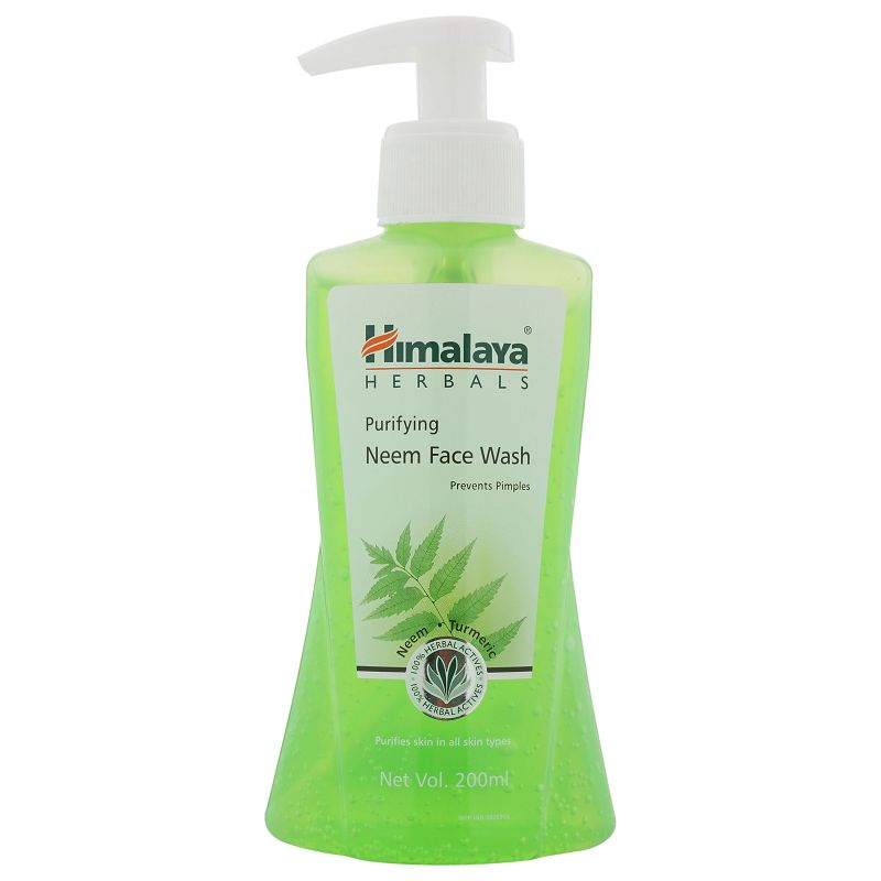 Himalaya Herbal Purifying Neem Face Wash