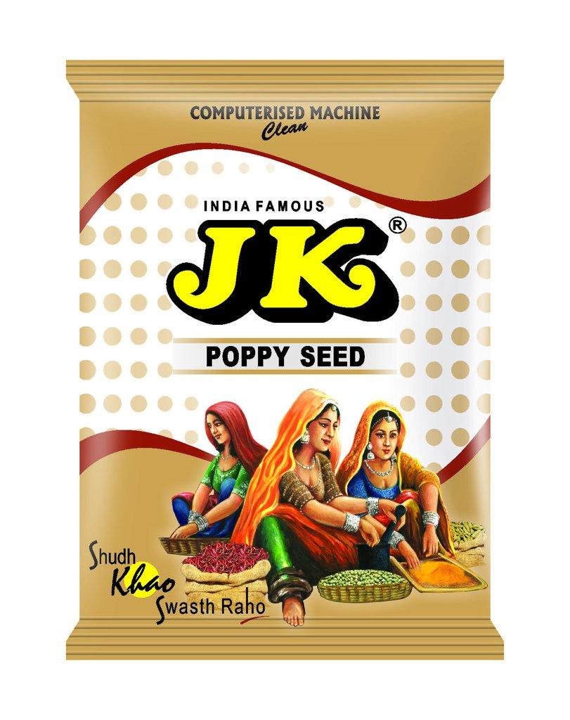 JK POPPY SEEDS 100 gm