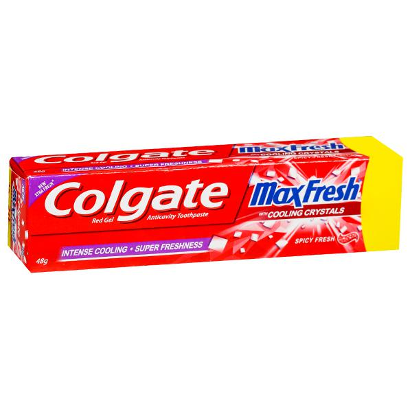 COLGATE MAXFRSH RED SPICY FRSH