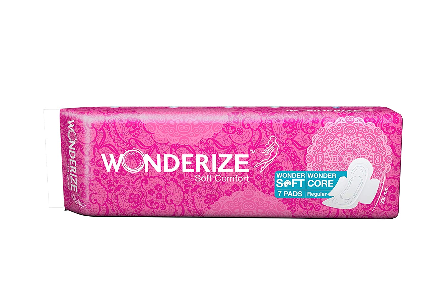 Wonderize Soft Comfort Regular 7 pads