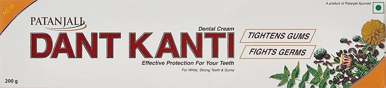 Patanjali Dant Kanti Toothpaste