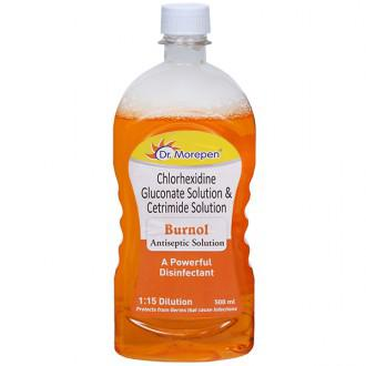 BURNOL ANTISPTC SOLUTION