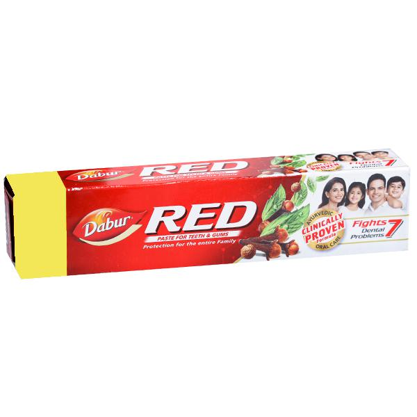 RED TOOTH PASTE