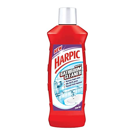 Harpic Bathroom Cleaner Floral