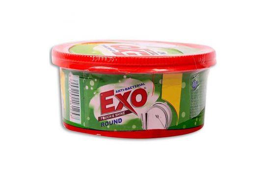 Exo Dishwash Bar - Round, Touch & Shine (Pack OF 2)