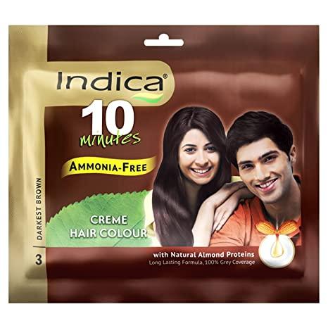 INDICA CREME HC NATURAL BROWN