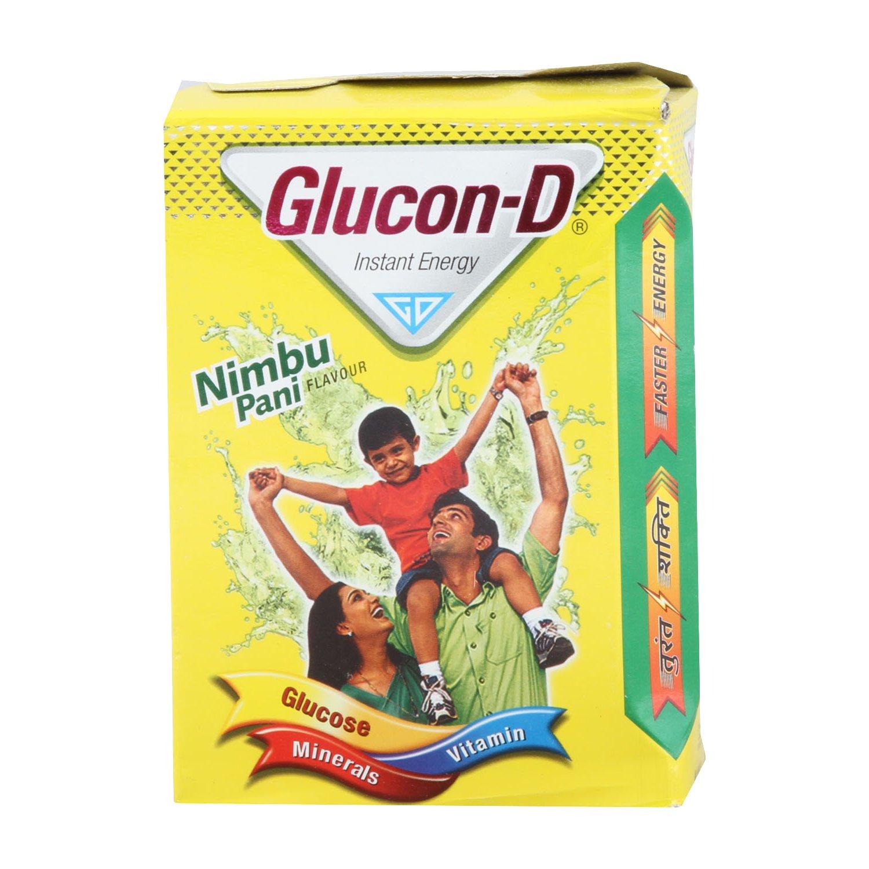 GLUCON D NIMBU PANI REFILL