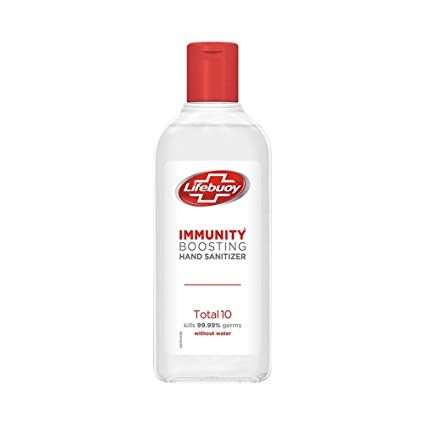 Lifebuoy TOTAL HAND SANITIZER