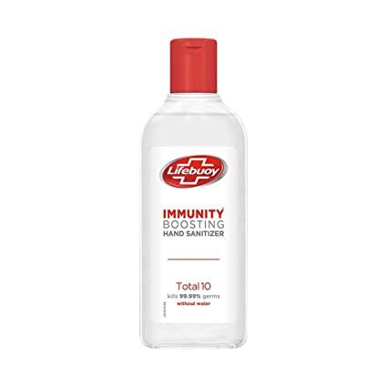 Lifebuoy Total 10 Immunity Boosting Anti Germ Hand Sanitizer