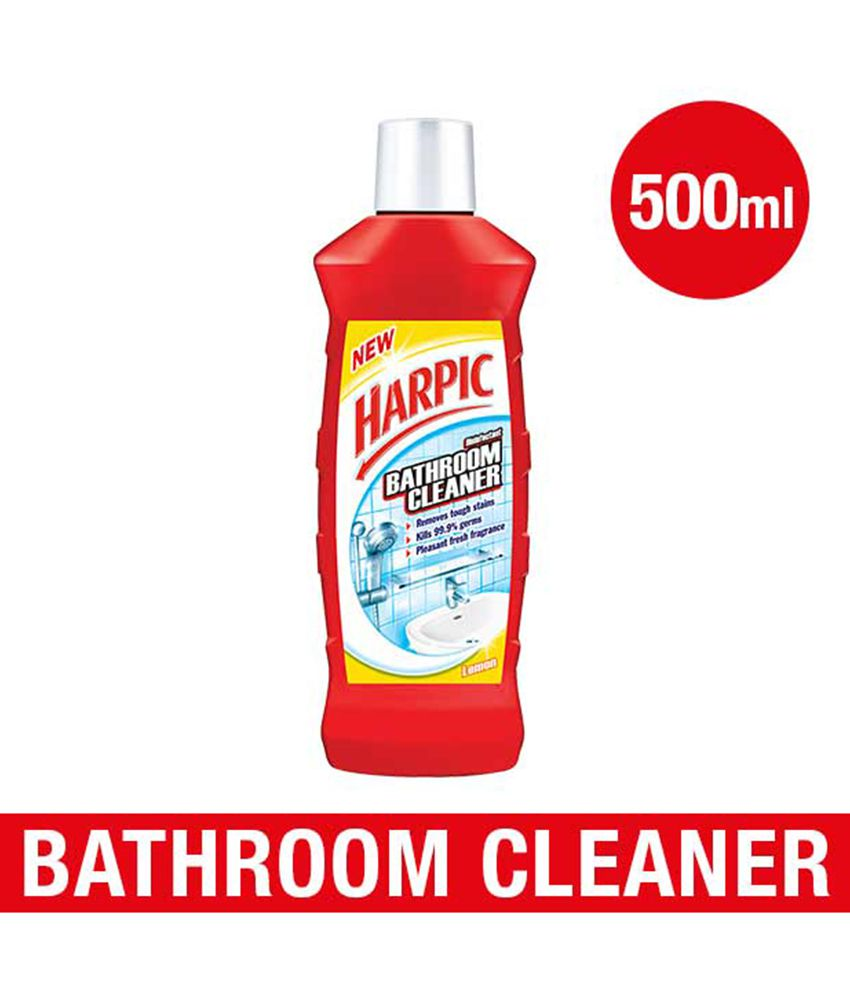 Harpic Disinfectant Bathroom Cleaner - Lemon