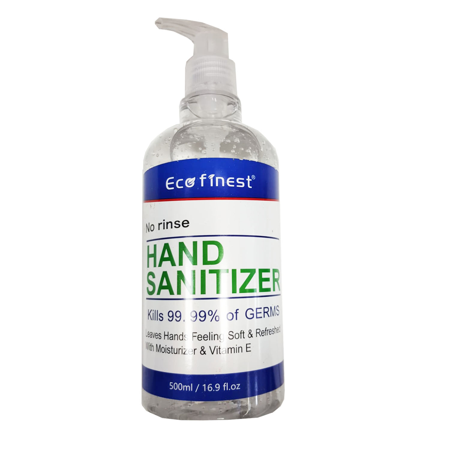 NO RINSE HAND SANITIZER