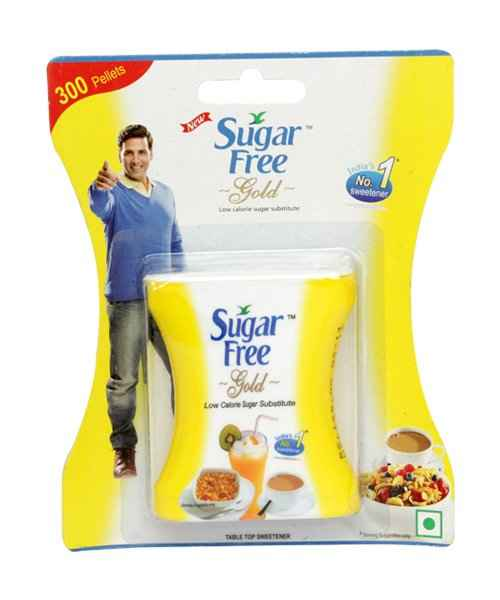 SUGARFREE GOLD 300 TAB 180/-