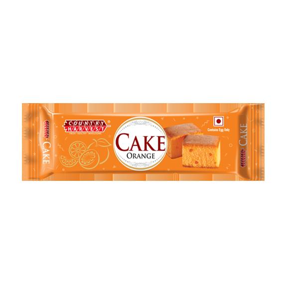 COUNTRY HARVEST BAR CAKE ORANGE