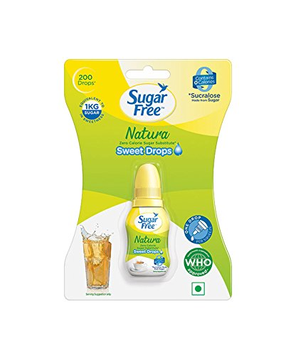 SUGARFREE NATURA SWEET DROPS