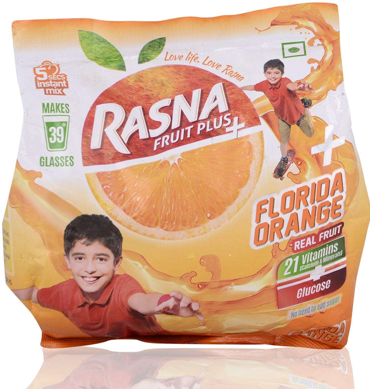 RASNA FRUIT FLORIDA ORANGE