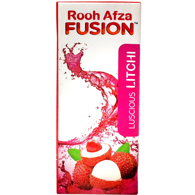ROOH AFZA FUSION-LITCHI 200 ML
