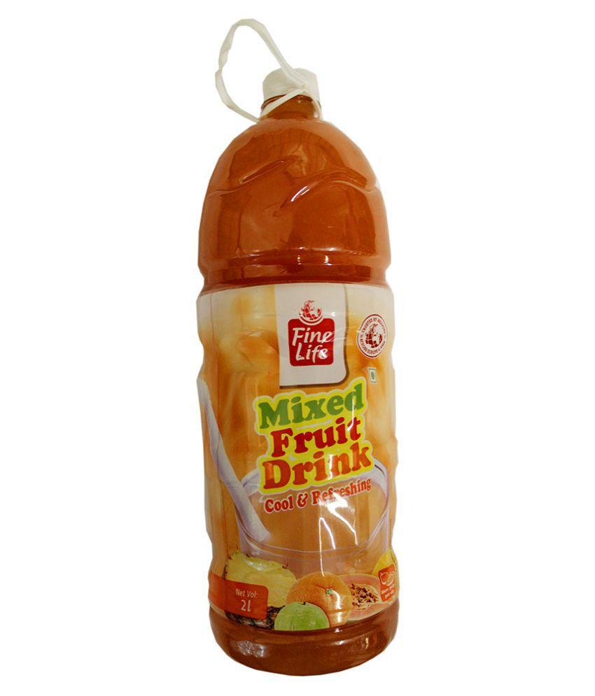 FINE LIFE MIX FRUIT DRINK 2 LTR