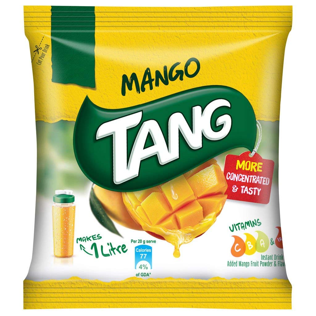 TANG MANGO PILLOW PACKET 100GM