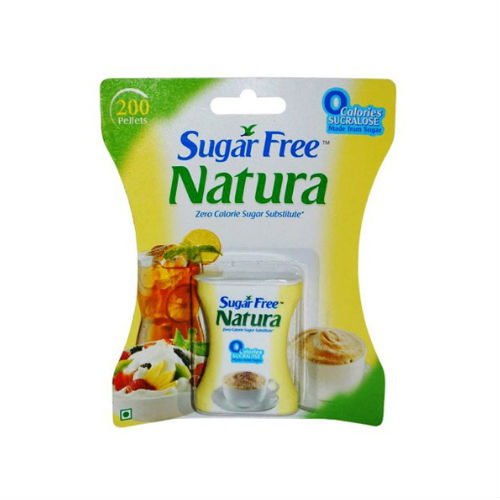 SUGARFREE NATURA 200 TAB 135/-