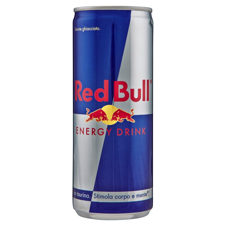 REDBULL ENERGY DRINK 250ML 4Can
