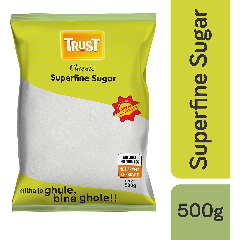 TRUST SUPER FINE SUGAR