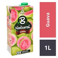 B NATURAL GUAVA GUSH
