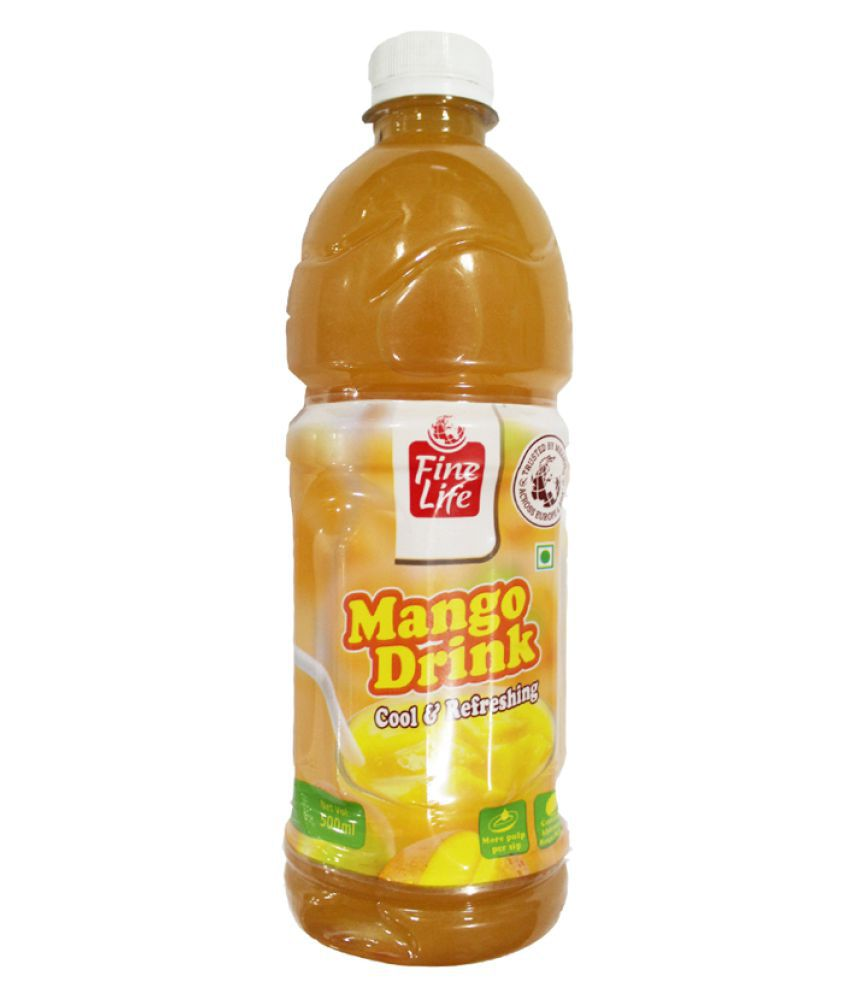FINE LIFE MANGO DRINK 2 LTR