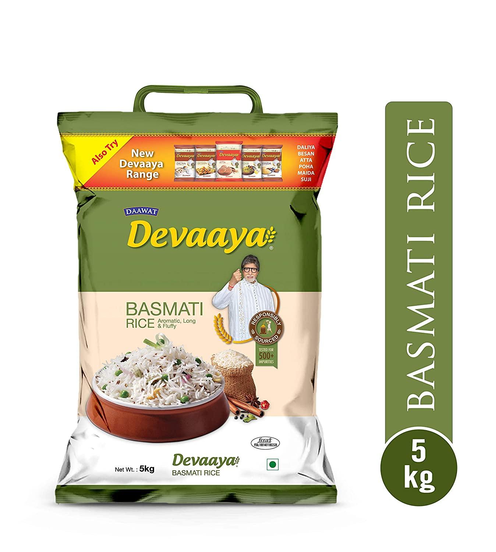 Daawat Devaaya Basmati Rice