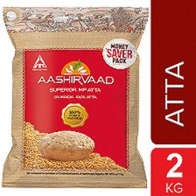 AASHIRVAAD ATTA 2 kg