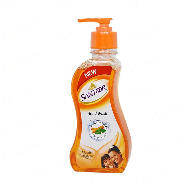 Hand wash (Santoor)