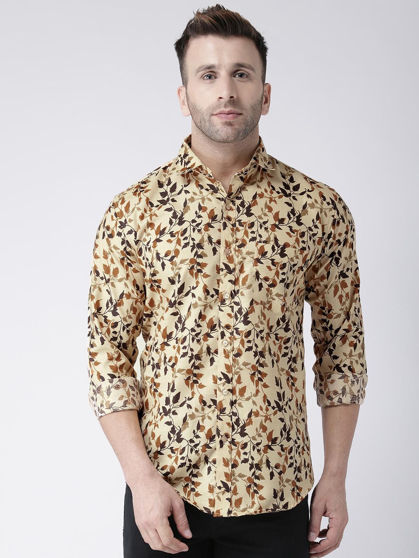 BGN1007 Cotton Viscose Slim Fit Casualwear Multicolor Men Shirt