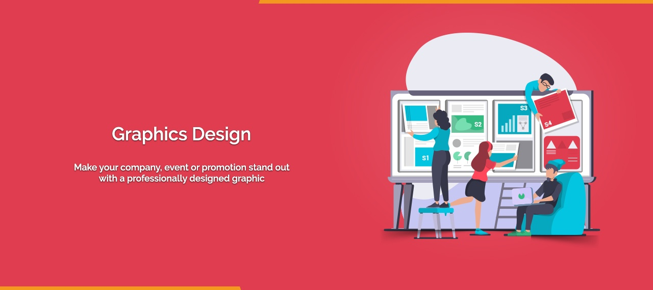 graphics design services company surat d k group