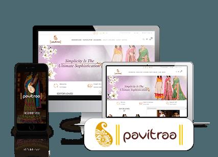 Pavitraa Main Banner Menu