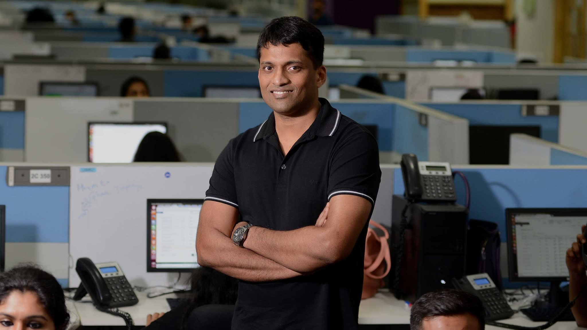 byju raveendran success story