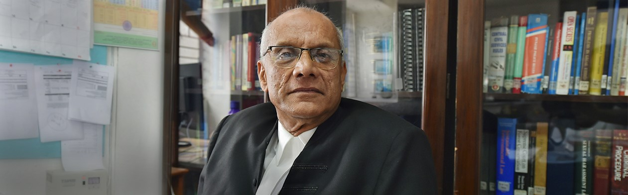 Colin Gonsalves is a designated Senior Advocate of the Supreme Court of India and the founder of Human Rights Law Network