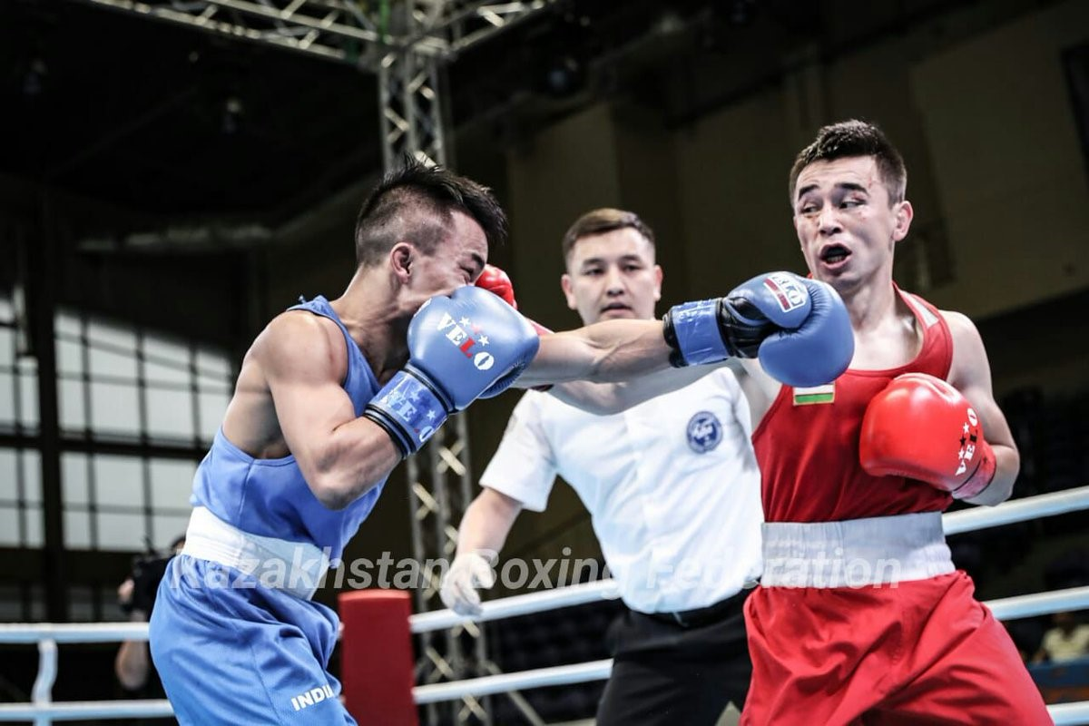 22-year-old boxer from Mizoram creates history by vanquishing World No.1 Dusmatov
