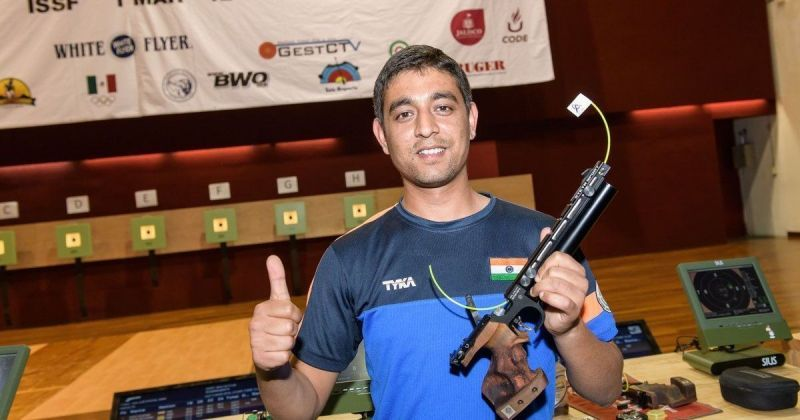Shahzar Rizvi Indian professional shooter